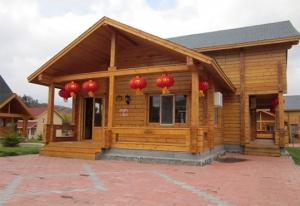 吴江双层木屋