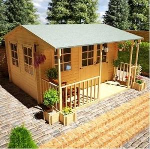 吴江单层木屋